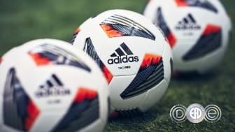 adidas levererar den officiella ligabollen för OBOS Damallsvenskan och Elitettan.