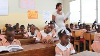 SOS Barnbyars årsresultat – 47 procent ökat stöd från företag