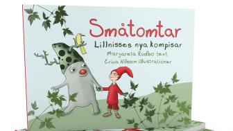 """""""Lill-Nisses nya vänner"""" av Margareta Rudbo och Erica Nilsson"""