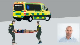 Vem tar ansvar för att informationen om olycksfall kommer till nytta? frågar sig Tomas Winter. Illustration: Jens Klevje