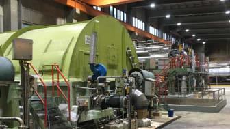 Södra väljer värmetåliga Intenz HT samt Docker för  belysning i massafabrik
