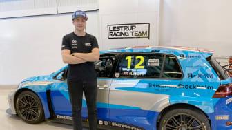 Robin Knutsson, Lestrup Racing Team