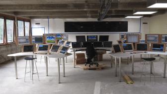 En mockup, gjord i ett annat kontrollrums-projekt som inUse arbetat med under 2010-talet.