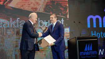 "The slogan chosen for the official opening was ""A new path awaits us!"". The launch of the latest Maritim Hotel Plaza Tirana was celebrated in the company of the hotel owners and numerous invited guests from the worlds of business and politics."