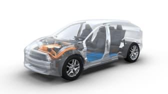 Subaru BEV