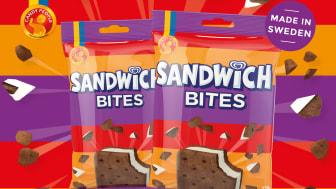 Sandwich Bites - en hyllning till hela Sveriges favoritglass