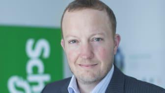 Ny direktør for forretningsudvikling i Schneider Electric Danmark