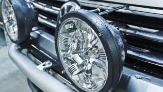Fritsla LED extraljus från Strands Lighting Division (art. nr. 270905)