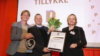 Betonvirksomheden BB fiberbeton A/S ved Køge har netop vundet CSR People Prize for sit store sociale ansvar