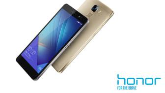 Huawei lanserar Honor 7 i Sverige