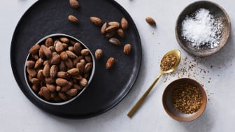 Perfekta snacks: Mandlar på 8 sätt