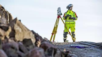 Svevia ska anlägga en ny bro över Västra Örtens utlopp, väg 752. Foto: Markus Marcetic