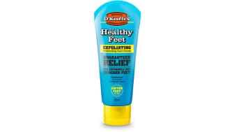 Garanterad lindring för torra fötter