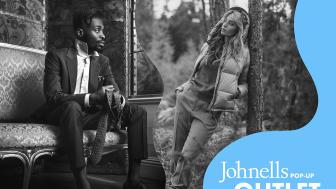 Johnells öppnar Pop-up Outlet i Linden Köpcentrum