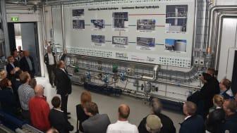 Indvielse af termisk hydrolyse anlæg på Billund BioRefinery