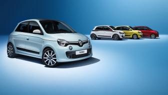 Ny Renault Twingo forener for- og fremtid