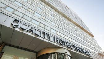 Quality Hotel The Mill är ett av tre hotell som nu får ny VD och hotelldirektör.
