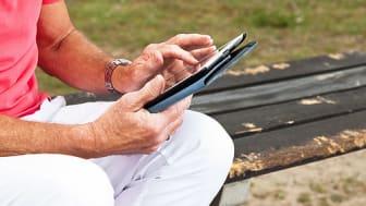 Vellinges äldre ska stöttas i användandet av digitala verktyg