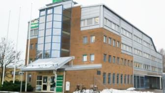 Till Marielundsvägen flyttar Riksbyggen sitt kontor i Gävle under våren 2020.