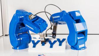 MotoMini är en liten, lätt och snabb robot