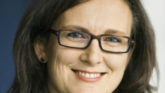 Mån 1 juni på Stadsbiblioteket i Malmö: Diskutera Sveriges ordförandeskap med EU-minister Cecilia Malmström