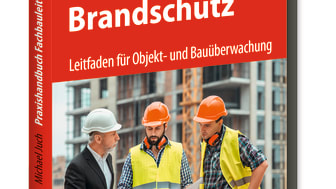 Praxishandbuch Fachbauleitung Brandschutz (3D/tif)