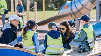 Barn och unga får skicka in förslag på tema till ny lekplats