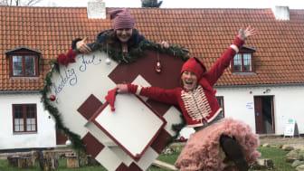 Pippi og jelekalenderlågen på Mothsgården