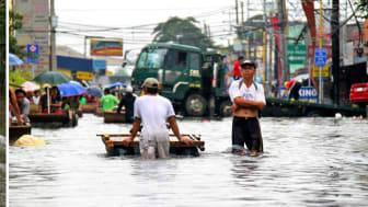 Urban flow rescue