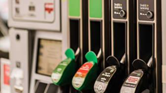 Bränslebytet gav mindre biobränsle