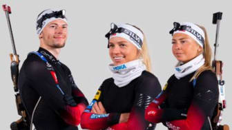 Silva teams up with the Norwegian Biathlon Association