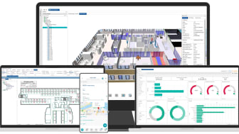 New MCS 20 IWMS software release comes with fully embedded BIM