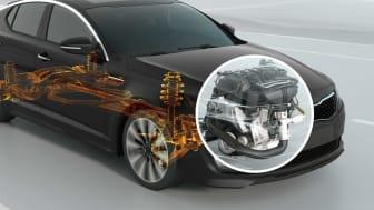 Hvis man vil nedbringe motorens CO2 udledning, kan man med fordel tilsætte et additiv sammen med brændstoffet.