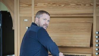 Andreas Goude, systemansvarig, Kungliga Musikhögskolan
