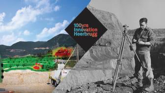 Leica Geosystems fejrer 100 års jubilæum
