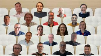 Bild från det digitala nomineringsmötet för Sparx