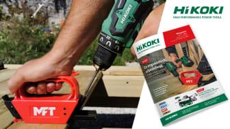 HiKOKI Magasinet - verktøy for alt fra gulv til tak, ute og inne!