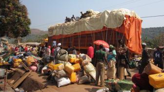 Centralafrikanska republiken: Etnisk rensning och sekteristiskt dödande