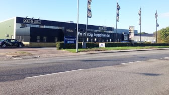 XL-BYGG Hans Anders öppnar filial i Malmö 1 aug 2014