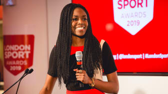 Jessica Creighton to host London Sport Awards 2019
