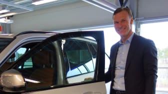 Morten Westby blir ny VD för Miklagruppens (fd Bavaria Nordic) satsning på KIA i Sverige
