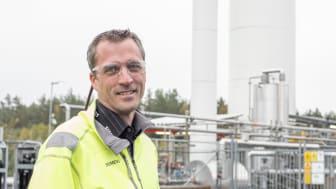 Biogasen först ut när Siemens går över till klimatsmartare gasturbinprovning