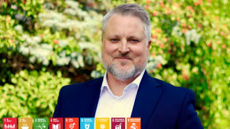 """""""Vi som investerare har en viktig roll att spela och vi måste fokusera mer på de bolag som faktiskt sitter på lösningarna att hantera utmaningarna"""", Philip Ripman, förvaltare SPP Global Solutions"""
