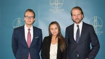 Yaytrade med svensk delegation under London Tech Week 2018