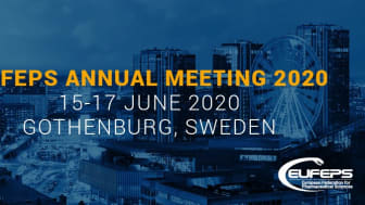 EUFEPS Annual Meeting 2020 Bridging the gap between the patient and the product design