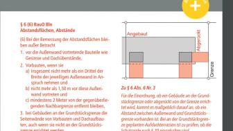 Bauordnung für Berlin im Bild