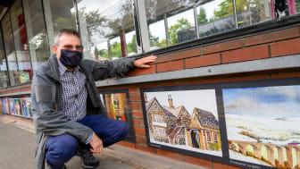 Stuart Gordon at Radlett