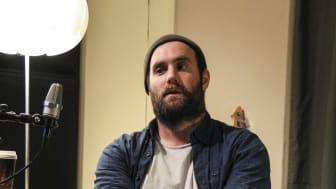 Jon Skoog, cirkelledare och musikproducent på Gateway Music.