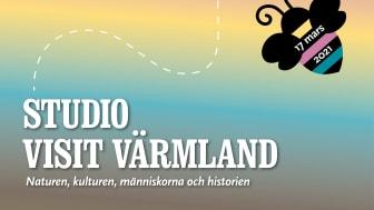Visit Värmland vill inspirera inför framtiden med Studio Visit Värmland.
