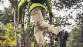 """Recommended as a best buy in a big comparison test carried out by """"outdoor"""" magazine: the Maier Sports TORID SLIM outdoor pants"""